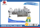 SGS Full Automatic Glass Bottle Carbonated Beverage Filling Machine for Beer