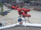 Monitor elétrico marinho da água de 16 barras/incêndio da espuma