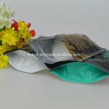 알루미늄 식품 포장 비닐 봉투를 위로 서 있으십시오