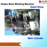 Máquina de molde do sopro da extrusão para os tanques do carro 55L