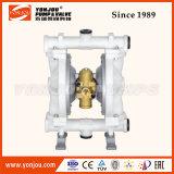 PTFE Material에 있는 공기 Operated Diaphragm Pump