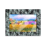 Moldura fotográfica em PVC maleável personalizados/borracha/Picture Frame Moldura Fotográfica engraçado personalizada