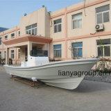 Шлюпка Panga рыбацких лодок Longline Liya 25feet 90-150HP внешняя