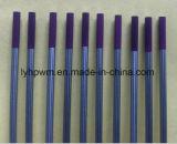 Le soudage électrodes en tungstène du Thorium Tungsten/le lanthane électrodes en tungstène