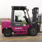 ¡Venta caliente! ¡! carretilla elevadora diesel 3ton con funcionamiento del motor de Japón el buen hecho en China