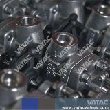 F304, F304L, F316, F316L ha forgiato la valvola a saracinesca dell'acciaio inossidabile