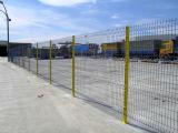 I nessun eccezionali si sbiadicono recinto di filo metallico variopinto del giardino (XM-collegare 8)