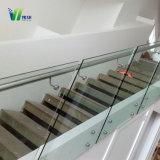 Verkaufs-Raum-Gleitbetrieb 3-19mm milderte reflektierendes Glas für das Aufbauen des China-Glases
