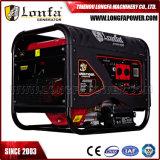 6 kw/6kVA gasolina super silencioso/Gerador de gasolina para uso doméstico