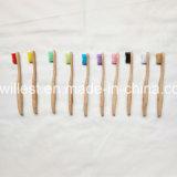 毎日の使用の歯ブラシEcoのタケの歯ブラシ