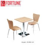 Pernas Especiais de madeira modernas cadeiras para restaurante/café/cantina (FOH-BC13)