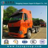 Sinotruk HOWO 2017 heiße verkaufenprimärkraft 4X2 für Transport