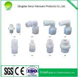 Produção OEM dos produtos de Injeção de Plástico sobremoldagem de roda de borracha