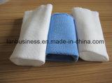 De Gesponnen Garen Gebreide Manchetten van 100% Polyester voor Chirurgische Toga
