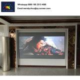 販売のためのハイエンド狭いフレームの映写機スクリーン