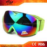 O esqui da neve ostenta o tipo Snowboard de Eyewears dos óculos de proteção dos óculos de proteção do revestimento