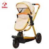 Passeggiatore a tre ruote Facile-Piegante del bambino