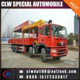 10-20 싼 가격을%s 가진 트럭에 의하여 거치되는 기중기 LHD Rhd 트럭 기중기 톤