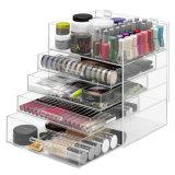 Kundenspezifischer Fach-Acrylverfassungs-Organisator des Größen-Kristallgriff-5