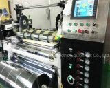 Непосредственно на заводе в форме кривой и машины для перемотки пленки конденсатора