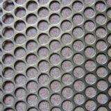 PVC-Coated/гальванизированные/нержавеющей сталью пефорированные плиты металлического листа в различных формах и материалах