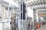 La seguridad Webbings teñido y acabado continuo de la máquina con sistema de calefacción de gas