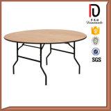 卸し売り低価格の円形の宴会の折りたたみ式テーブル(BR-T014)