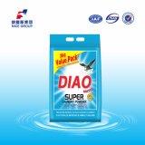 Poudre superbe de blanchisserie de la marque 3kg de Diao avec le paquet de valeur
