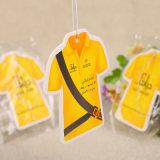 2018 Garment Hanging Scents Paper Air Freshener (YH-AF520)