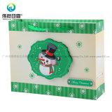 창조적인 제조자에 의하여 인쇄되는 Handmade 크리스마스 종이 선물 부대