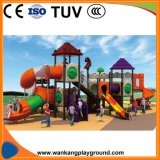 Piscina para crianças de creches Play Toys com escorregas e Swing (WK-A1030A)