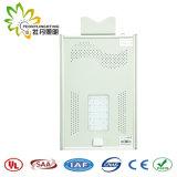 Stile di vendita caldo 20W tutto di B in un indicatore luminoso di via solare del LED con il sensore