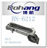 Bonaiエンジンの予備品三菱8DC9は下げるカバーオイルクーラーカバー(ME033687)を