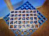 Grate a fibra rinforzata della plastica FRP GRP della vetroresina