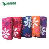 Qualitäts-mehrfachverwendbare verstärkte großer kundenspezifischer Muster-Halter-Shirt-Beutel-faltbare Tasten-Schliessen-Einkaufstasche