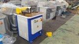 Scherende örtlich festgelegte hydraulische einkerbenmaschine des Winkel-3*200
