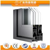 La Cina ha personalizzato l'alluminio/alluminio/la finestra di scivolamento di profilo espulsione di Aluminio