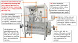 Cacau Curry/máquina de enchimento com dois parafusos de máquina de medição (JA-30/50)