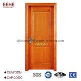 Portello di comitato di legno solido interno verniciato
