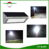 Водонепроницаемый солнечной энергии на открытом воздухе светильник из алюминия с Embergency 180 угол освещения
