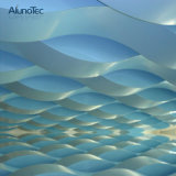 حرارة - ألومنيوم مقاومة يثقب معدن سقف لوح