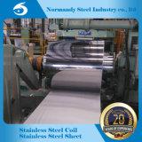 Le moulin fournissent la bobine de l'acier inoxydable 201 pour faire la pipe