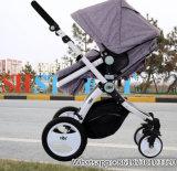 China-Baby-Spaziergänger-Hersteller-faltbarer Kinderwagen
