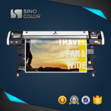 Eco-solvente de tinta Sinocolor tormenta Sj-640I Eco impresora solvente con 1440 ppp