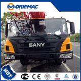 Sany Stc250s 25 톤 긴 붐 붐 기중기 트랙터 기중기