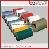 L'alta pellicola densa ha preverniciato la bobina d'acciaio galvanizzata (PPGI)