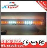 경찰차를 위한 Lightbar를 경고하는 104W 선형 LED