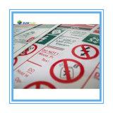 Strato rigido bianco del PVC per stampa UV