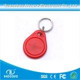 Пользовательские моды подарок для продвижения технологии RFID метка ключа из ПВХ NFC цепочки ключей