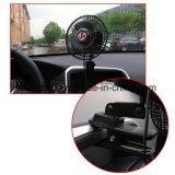 6 Oscillerende Ventilator van de Auto van het Voertuig van de duim 12V 25W de Draagbare Auto